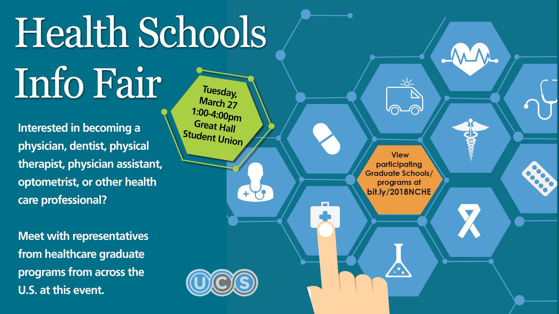Health Schools Info Fair