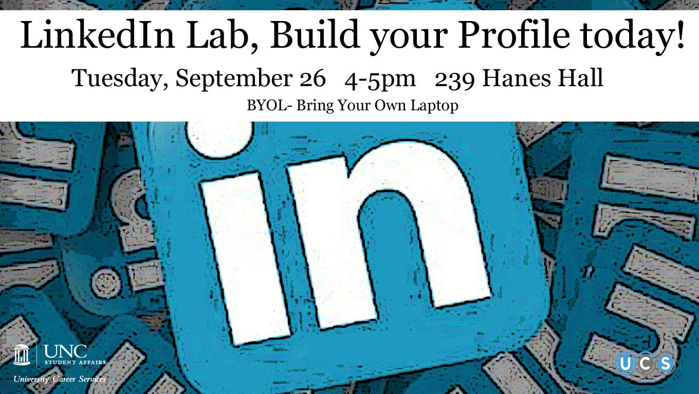 BYOL- Build your LinkedIn Profile Today!