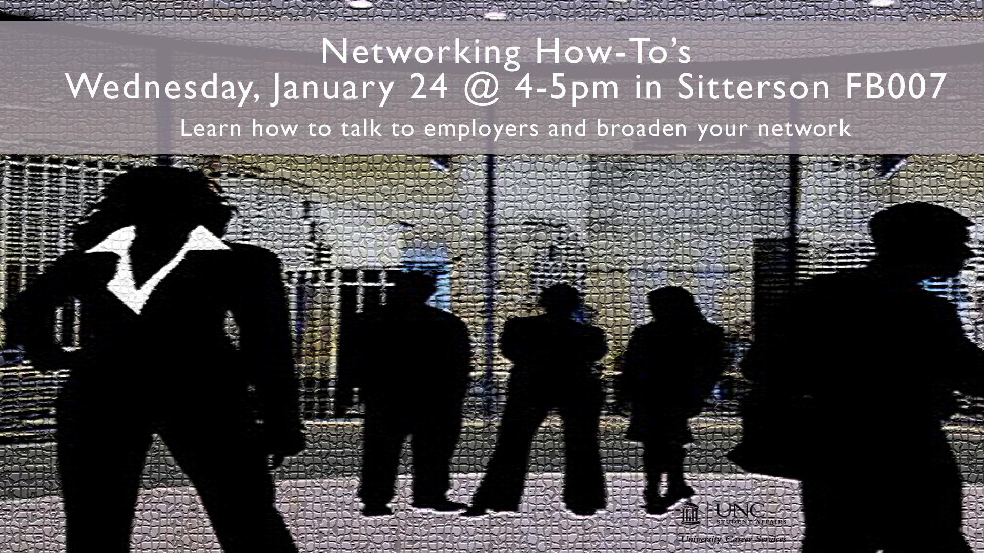 Networking How-To's