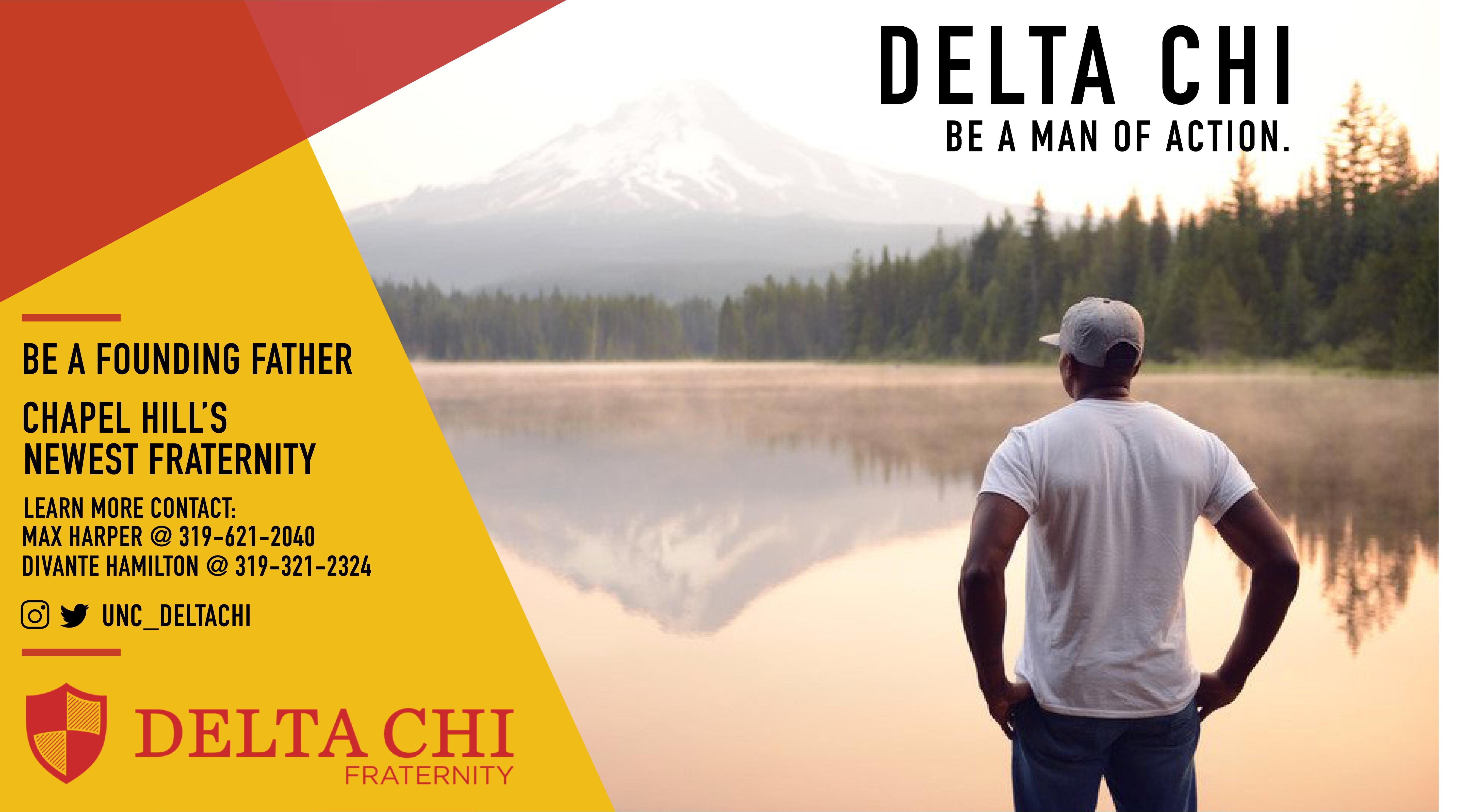 Delta Chi ActiviTV Ad