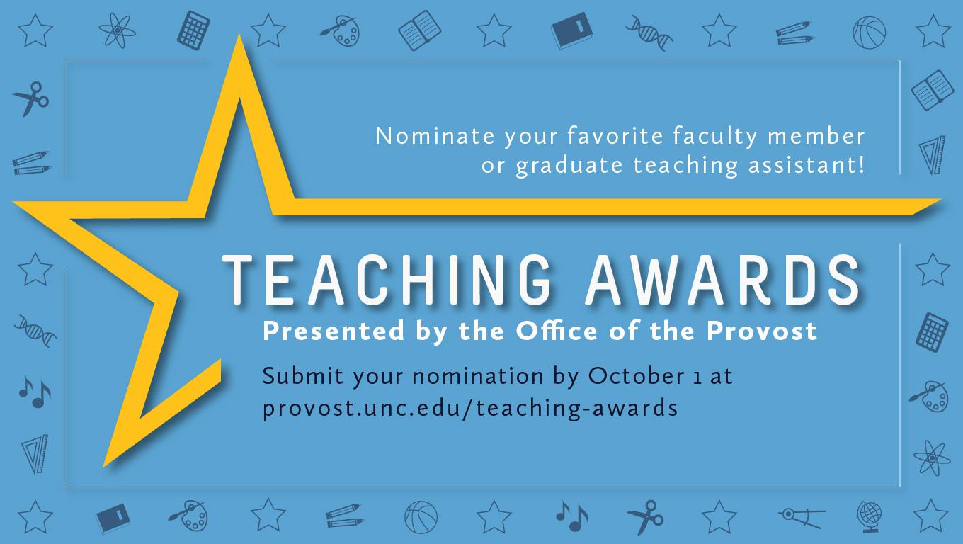 Provost Teaching Awards